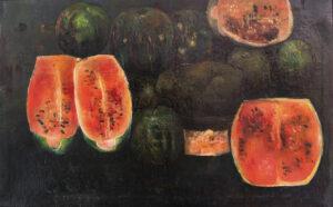 Les pastèques